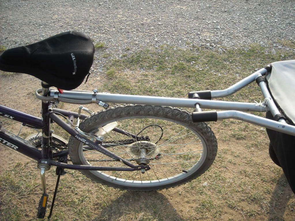 DIY bike trailer | Quadricycle | Pinterest | Bike trailers ...