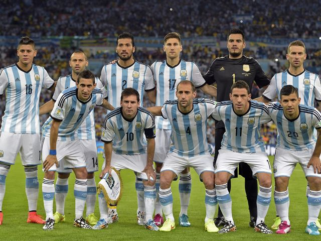 argentina national football team 2 essay Two time world champion argentina national football team to face ecuador national team on march 31 in new jersey.
