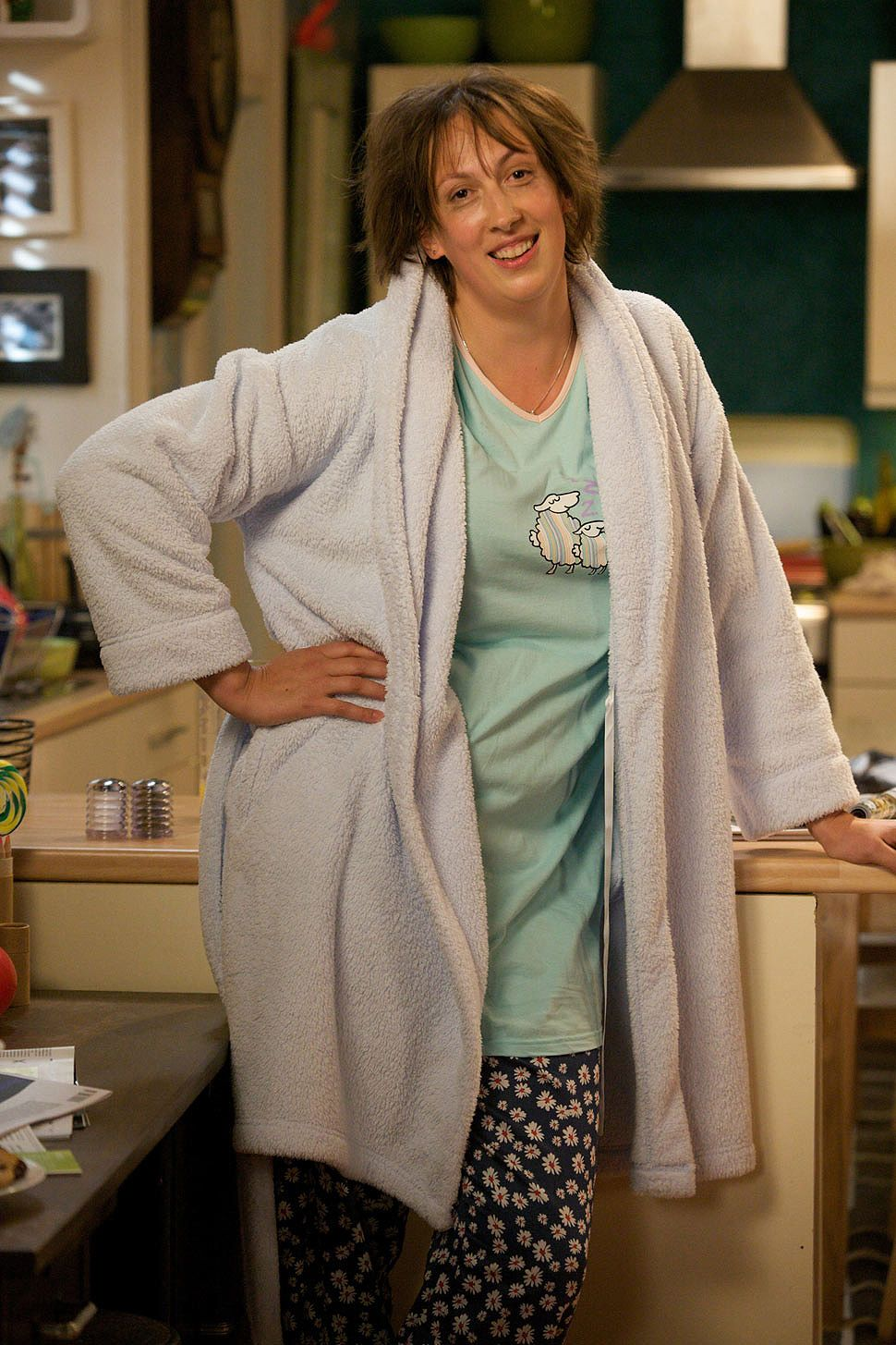 Who Wouldn T Want Me With These Pajamas Says Miranda Sexy
