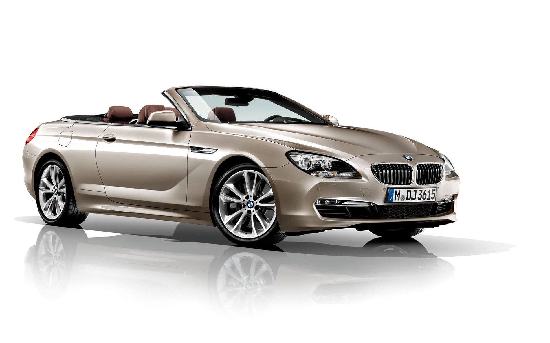 Bmw 640i And 650i Convertible Full Specs Bmw 6 Series Bmw