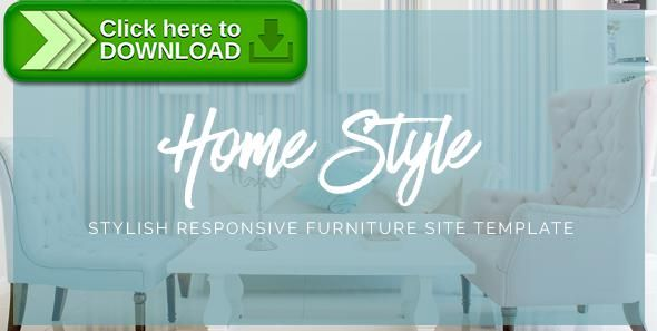 Beau ... Responsive Furniture Interior HTML5 Site Template From  Http://zippyfile.download/f.php?idu003d15284 Tags: Business, Clean, Creative,  Furniture, Gallery, ...