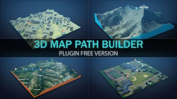 3d map path builder paths 3d and template 3d map path builder ae project 3d connect flags geo global google journey map path points terrain track travel trip world gumiabroncs Gallery