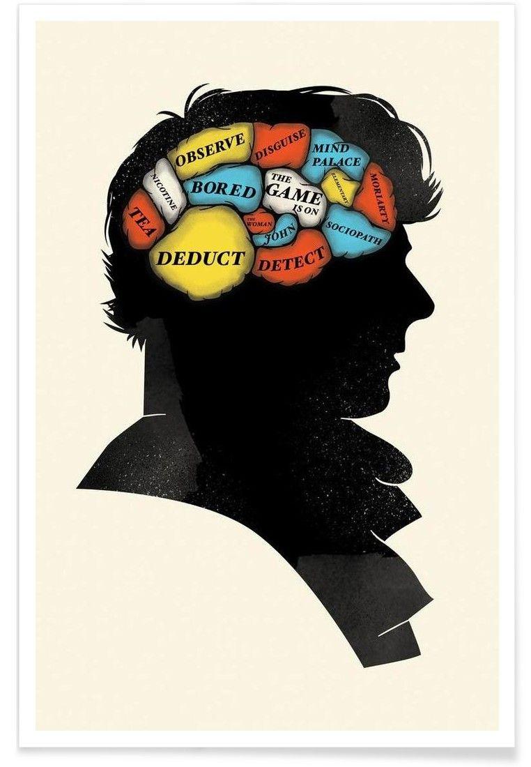 Sherlock. Design von Chris Wharton.