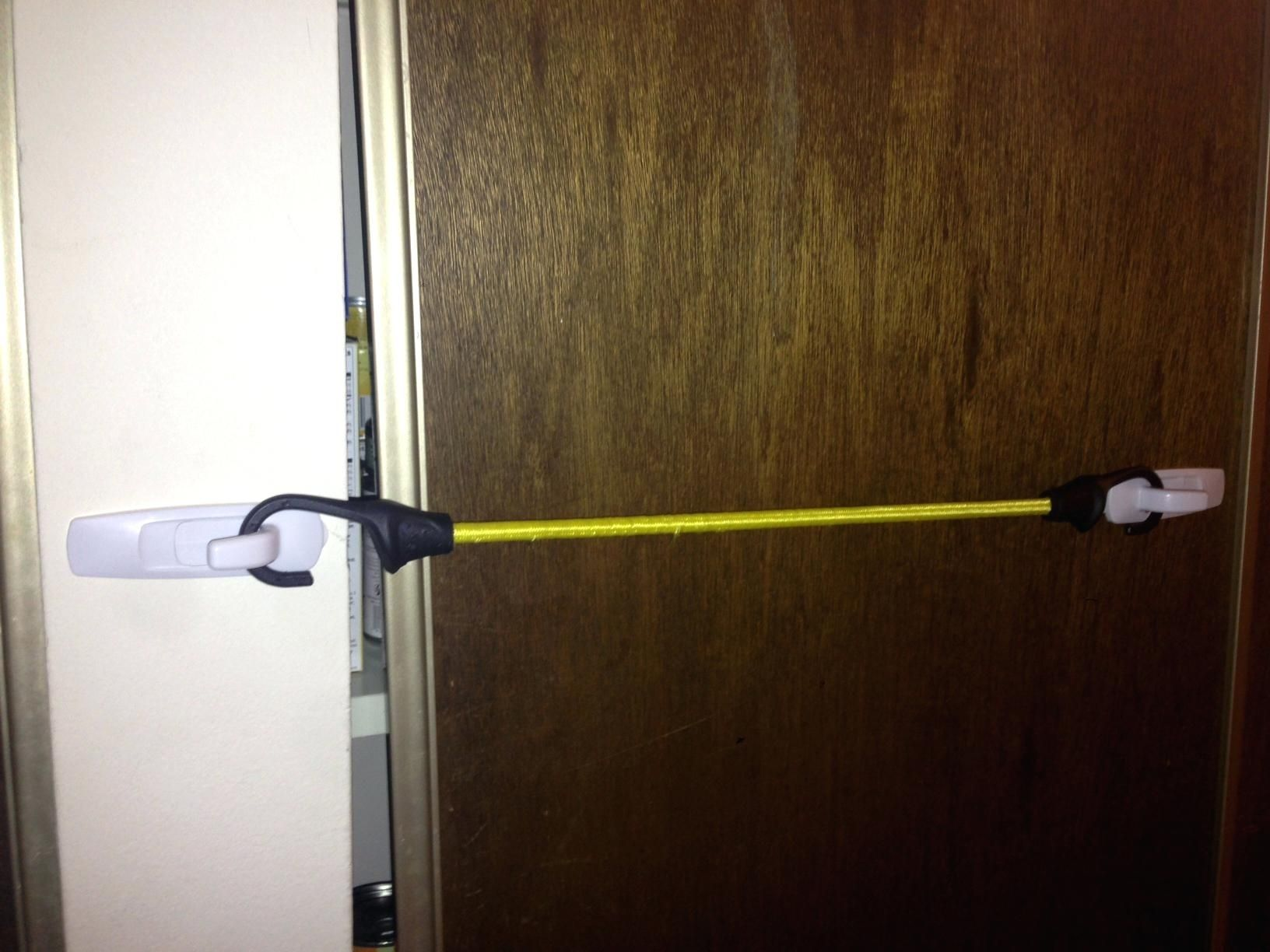 garage bar door lock from sliding to glass more the handle outside a closet durable how