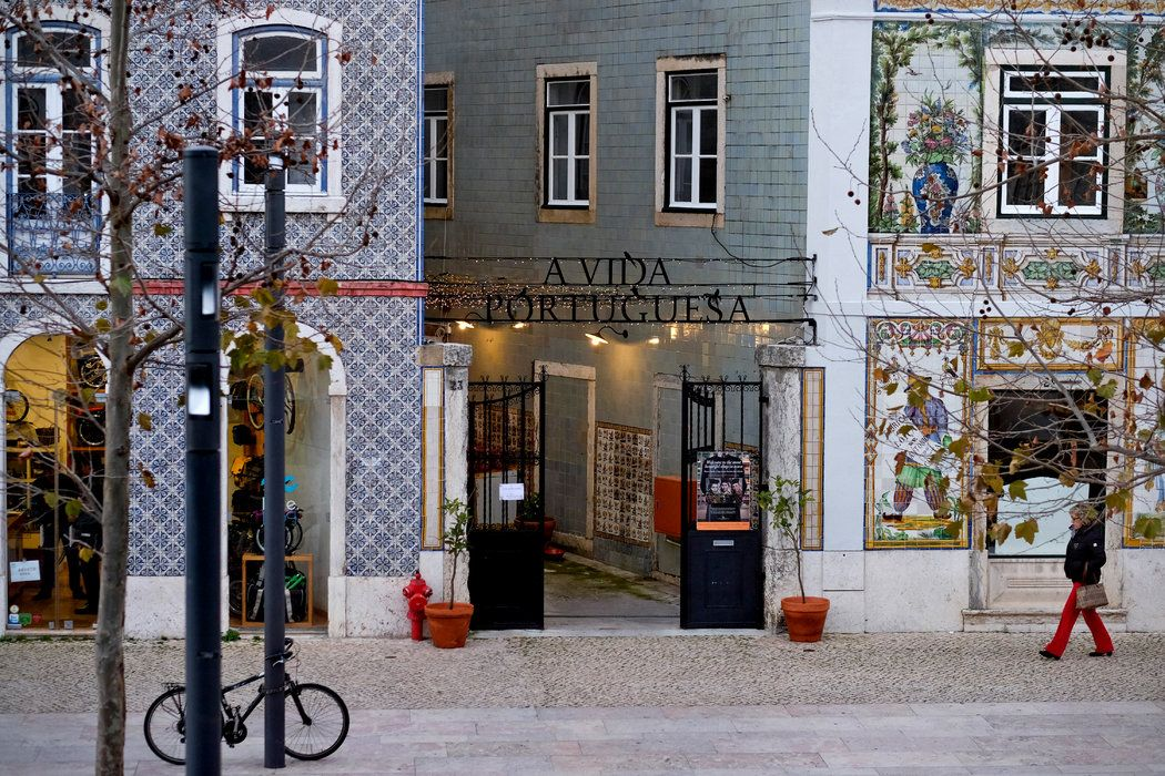 Where to Go in Lisbon - The New York Times