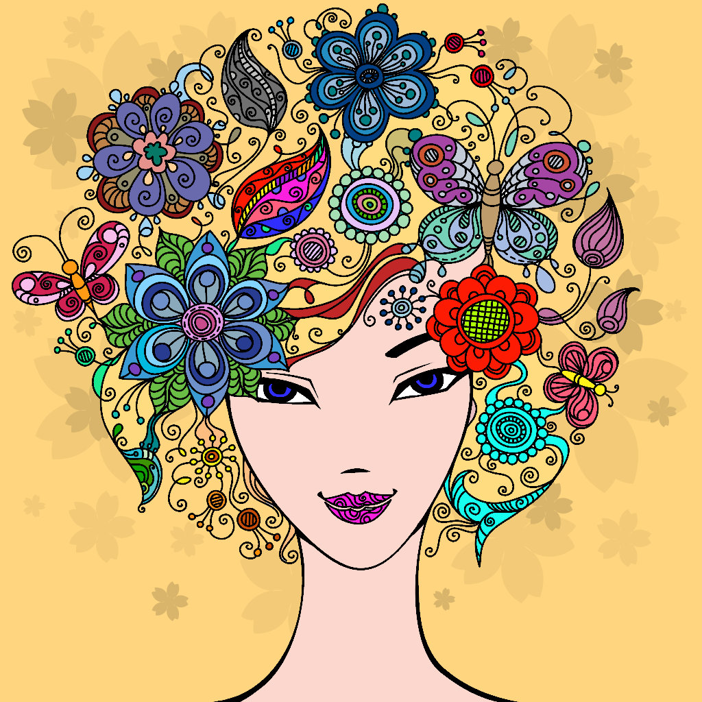 Coloring fun art by anna u coloring pages pinterest anna