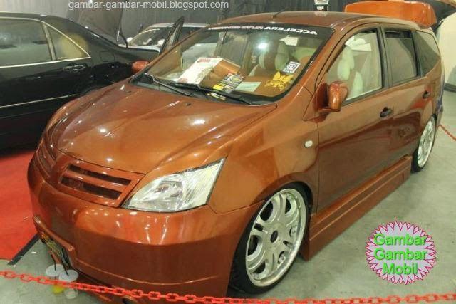 Foto Modifikasi Mobil Grand Livina Gambar Mobil