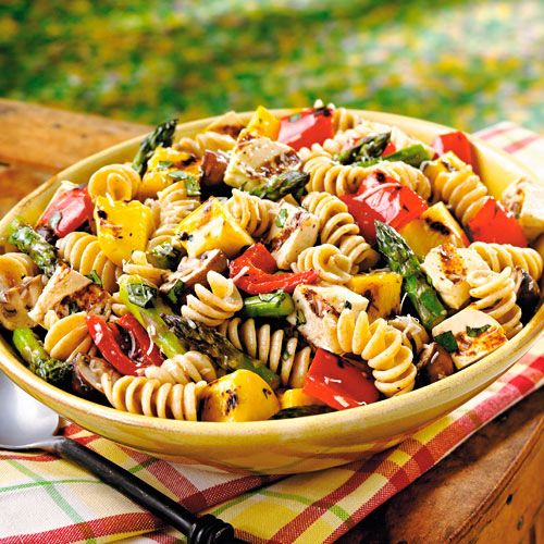 Recipes Pampered Chef Us Site Recipe Vegetable Pasta Salads Vegetable Pasta Veggie Pasta Salad