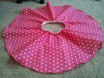 Circle Skirt (ie the Minnie Mouse Skirt)