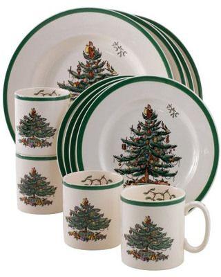 Summer Sales For Dinnerware Spode Christmas Tree Christmas Dinnerware Sets Christmas Dinnerware