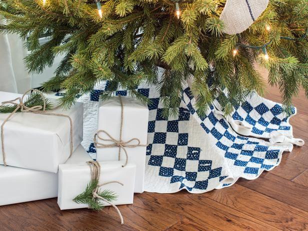 77 DIY Christmas Decorating Ideas Tree skirts, Christmas tree and