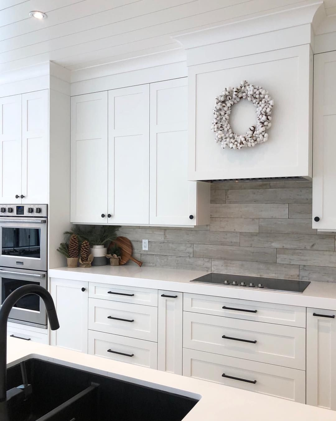 I Love Our Matte Black Sinks And Hardware And The Most Common Questions I Get Asked About All Our Mat Black Farmhouse Sink Black Kitchen Handles Black Kitchens