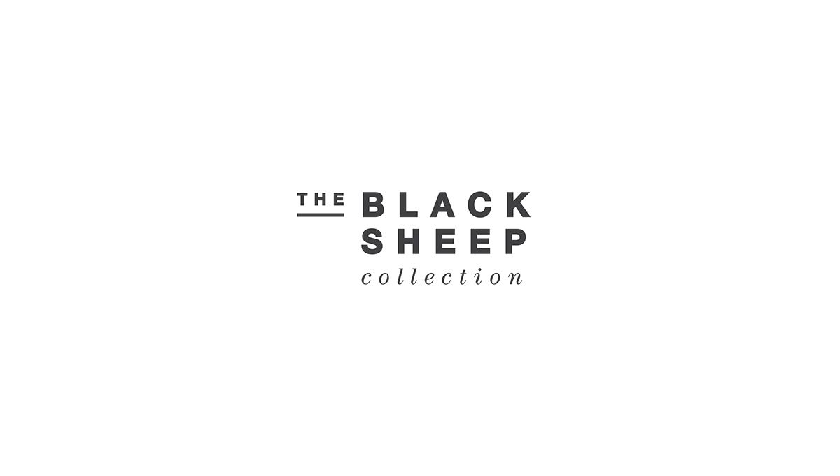 The Black Sheep Collection on Behance