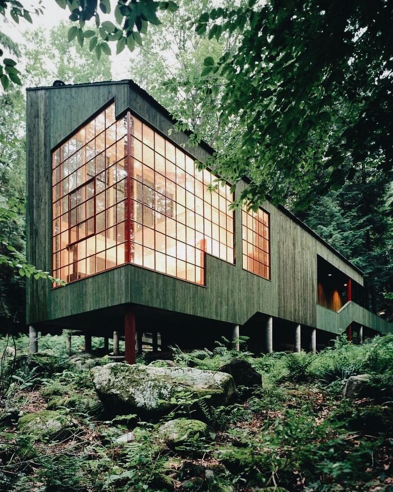 Discover ideas about zaha hadid architecture also forest house peter bohlin image momas geometry in rh pinterest
