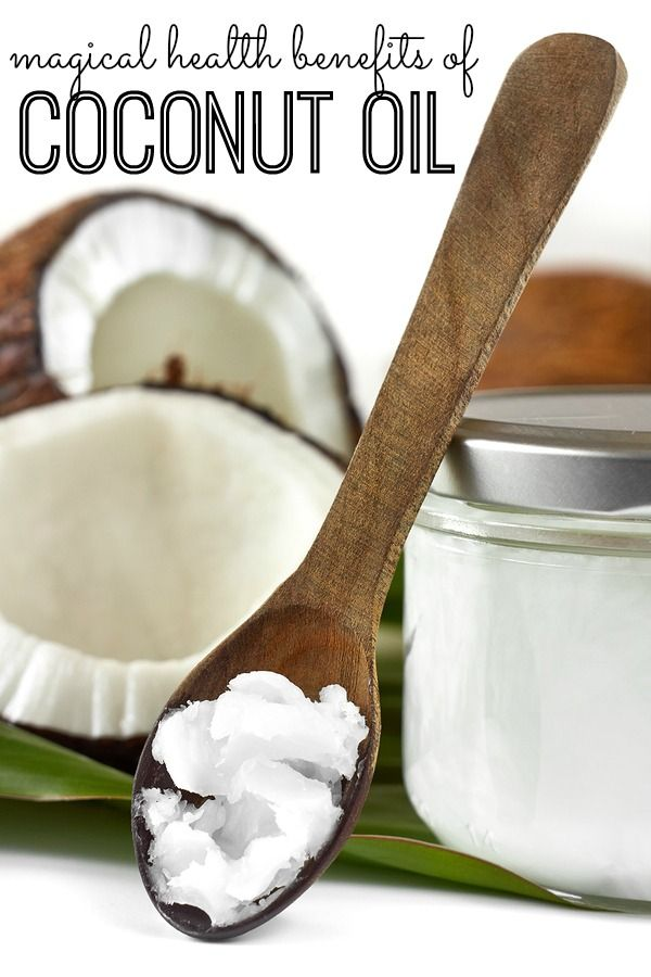 8 magical health benefits of coconut oil - and why everyone is singing its praises!