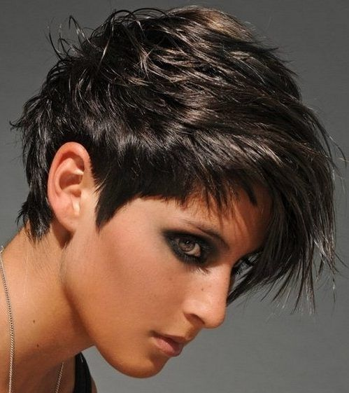 Superb 1000 Images About Short Hair Styles On Pinterest Short Hairstyles For Black Women Fulllsitofus