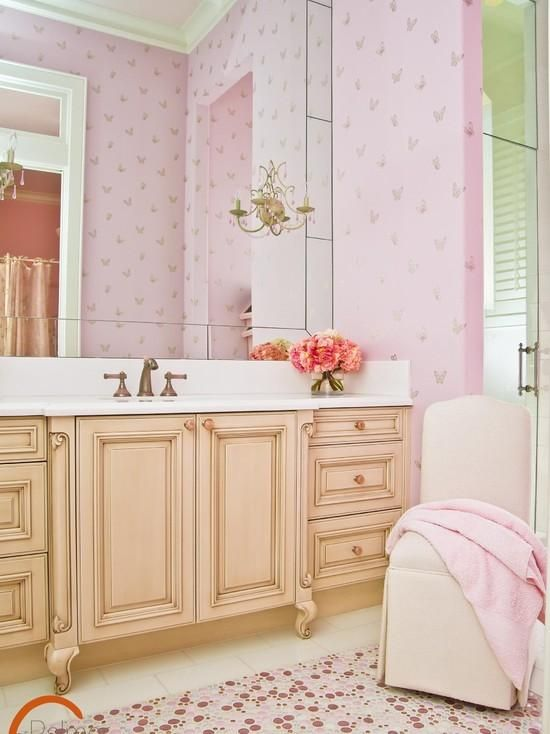 Mirror in bathroom Decorating With Mirrors Home Decorating Ideas