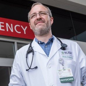 Coronavirus Tips From an Emergency Physician – Rush InPerson