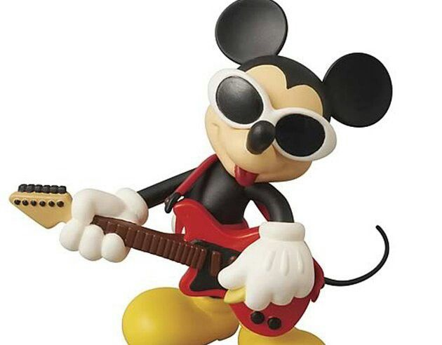 Rock and roll Mickey