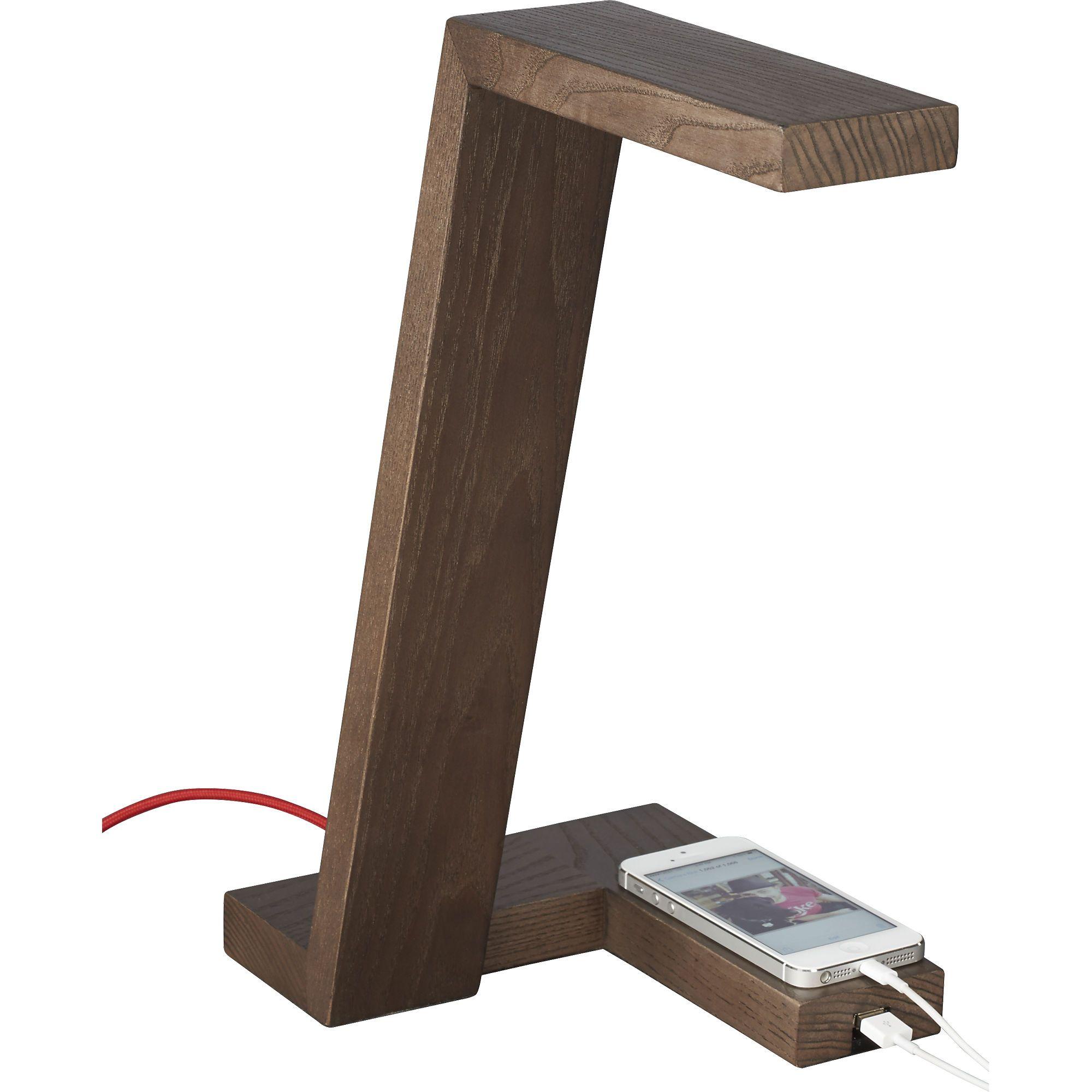 Best Hangman Task Lamp In Table Lamps Cb2 Table Lamp Wood 640 x 480