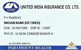 Paramount Health Services Insurance Tpa Pvt Ltd Health