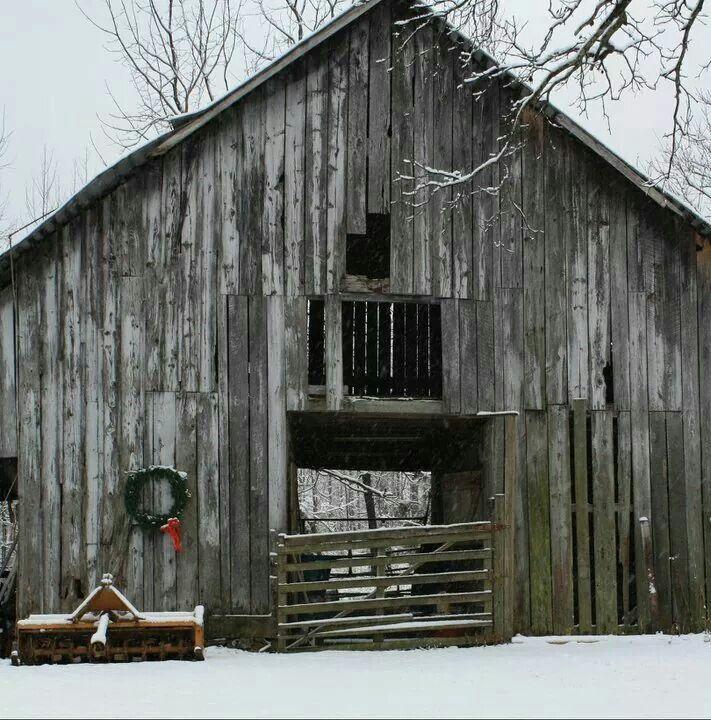 South Carolina Barn