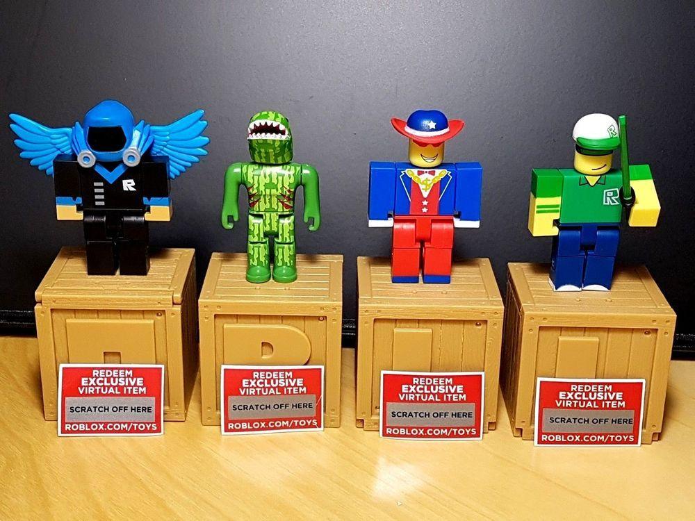 Roblox Toy Sapphire Gaze Roblox Toys Series 3