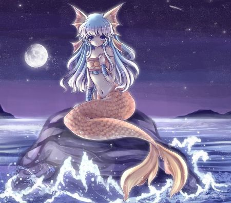 Pin On Mermaids And Other Creatures Of The Deep
