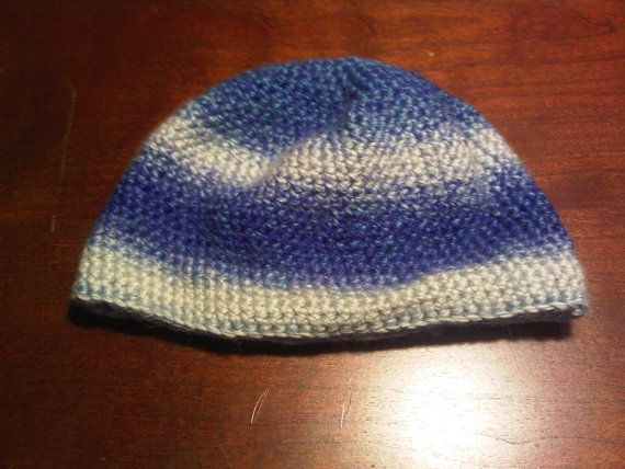 Handmade+Baby+Boy+Bluish+Hat+for+babies+by+SueStitch+on+Etsy,+$5.99