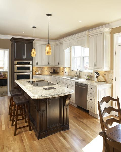 Gallery of Atlanta Basement  Remodeling services- Kitchen For the