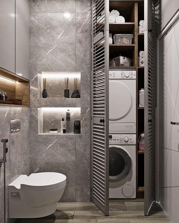 Photo of So richten Sie ein kleines Badezimmer ein: nützliche Tipps – Neue Ideen