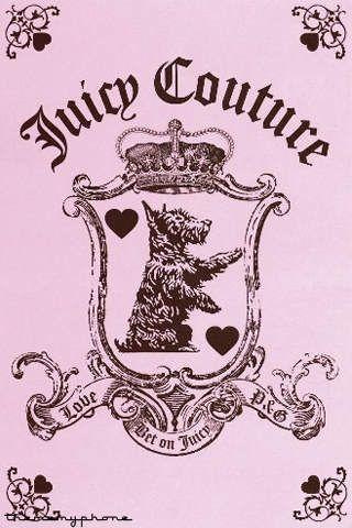 juciy couture wallpaper  Juicy Couture Wallpaper | :: Waℓℓpapεя :: | Pinterest | Juicy ...