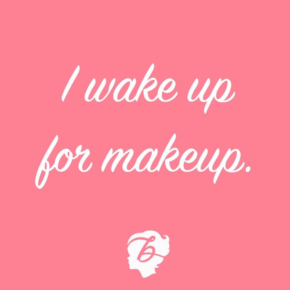 Image result for good morning makeup  memes