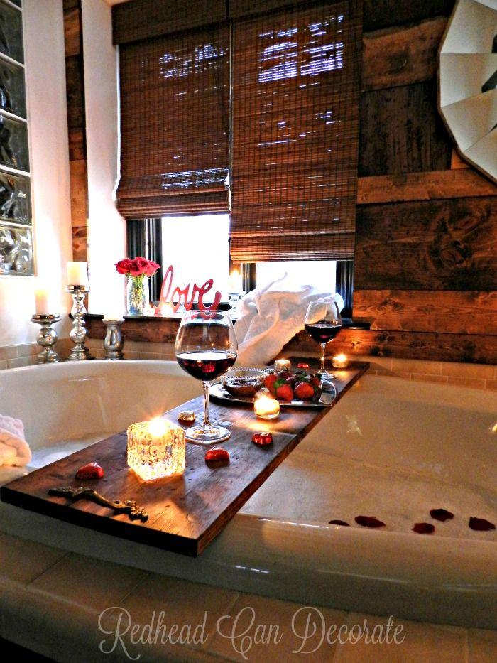 Romantic Bathroom Date Romantische Stimmungen Und Landschaften