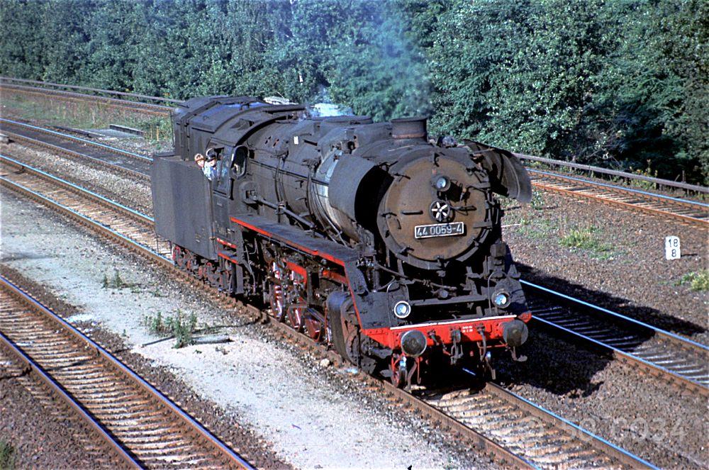 Dampfeisenbahn-Bild von Piotr Jonkowski auf Kolej in 2020