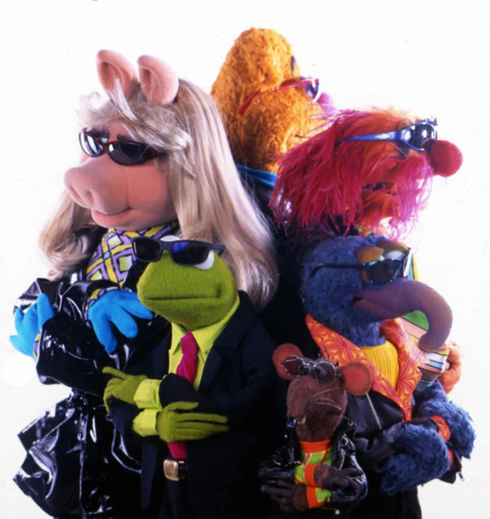616 Best Miss Piggy Muppets Images On Pinterest: The Most '90s Muppets Photos Ever