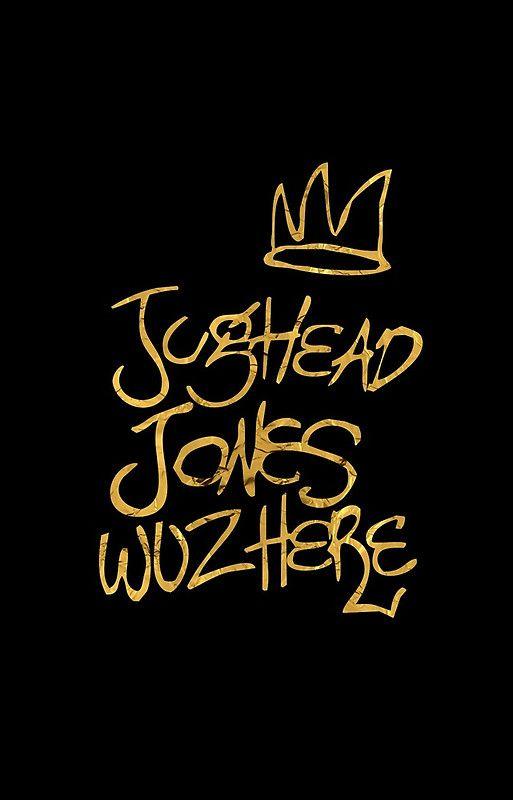 Jughead Forsethe Jones Will Live On Forever Riverdale Pinterest