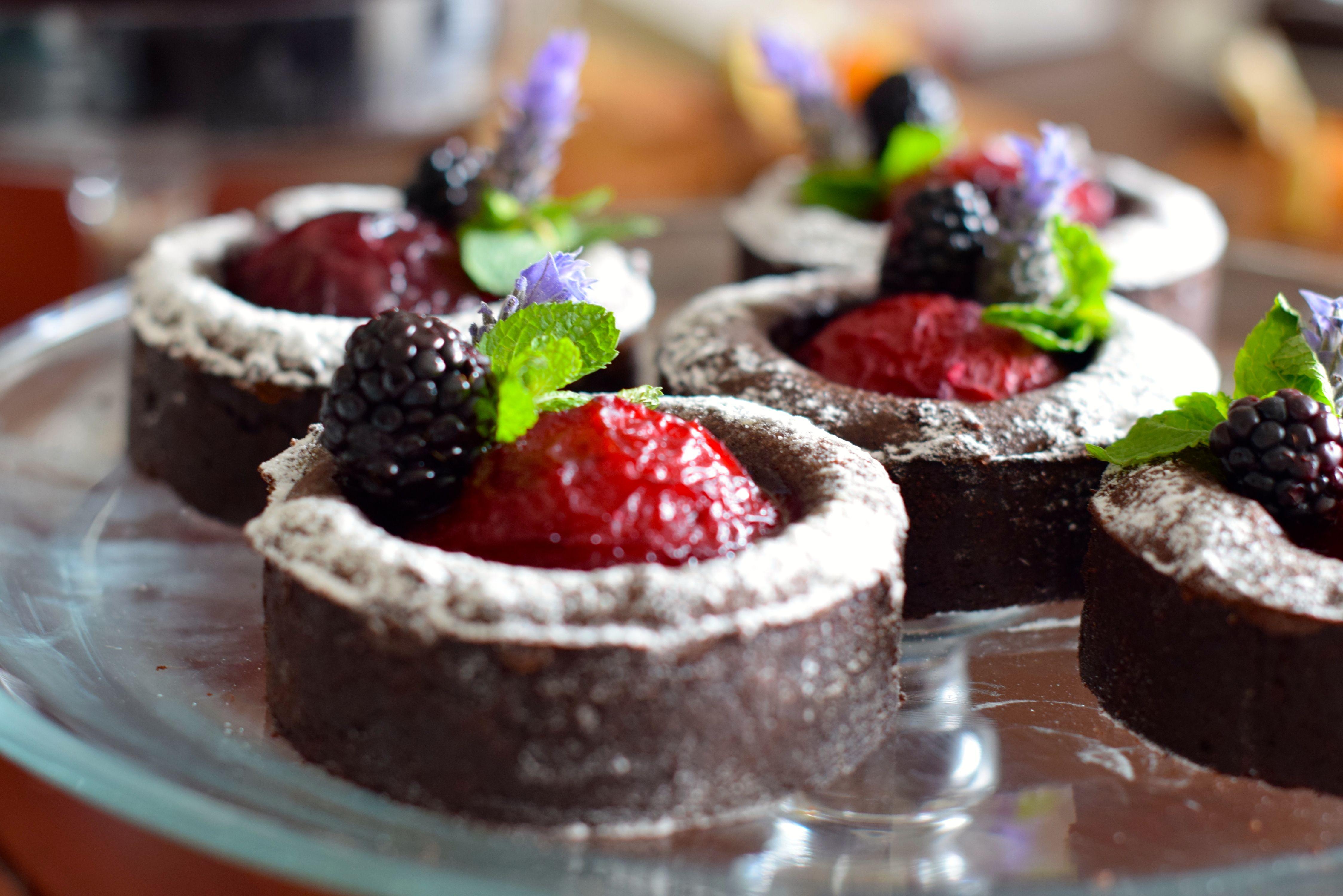 #Pie #Chocolate #Ciruelas #Plum #Postre #Dessert #DulceCoincidencia #SerendipityLS