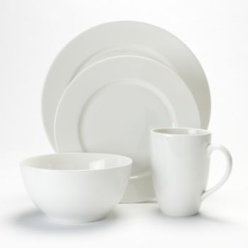 Perfect for any table setting this Food Network Macaroon dinnerware set adds classic style. & Food Network Macaroon 4-pc. Place Setting | College Stuff ...