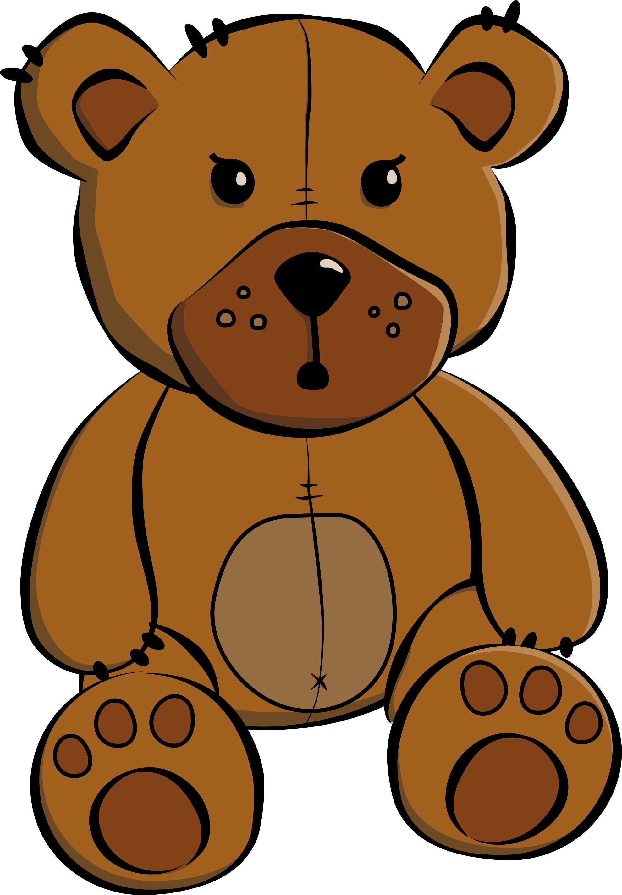teddy bear clip art teddy bear xmas christmas svg clip arts rh pinterest com clip art beard clip art bear silhouette