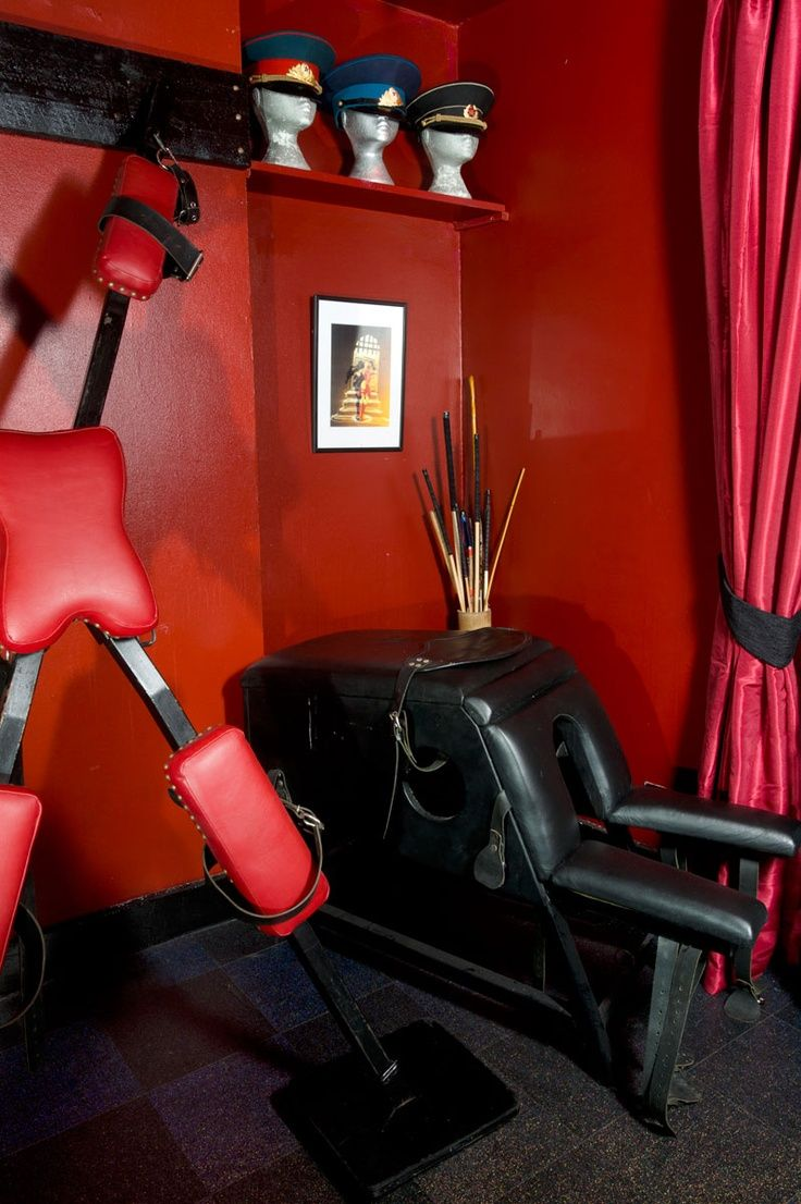 Dominatrix Turns Her Dungeon Into A Playroom Identical To  # Muebles Georgina