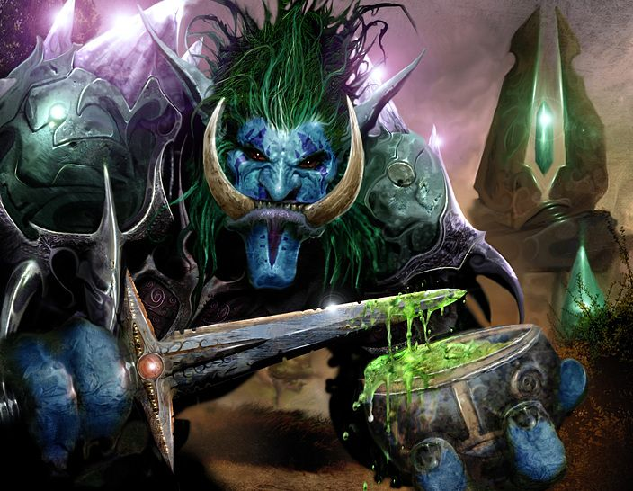 What World Of Warcraft Class Best Matches Your Tech Job Warcraft Art World Of Warcraft Game World Of Warcraft