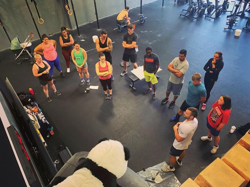 Crossfit Gyms In Surrey Crossfit Gym Fitness Goals Crossfit