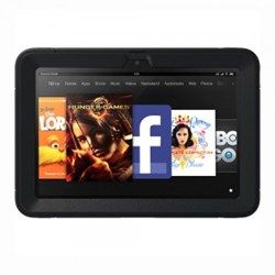 the latest 9b816 1eb6a Amazon Kindle Fire HD 8.9 Otterbox Defender Rugged Interactive Case ...