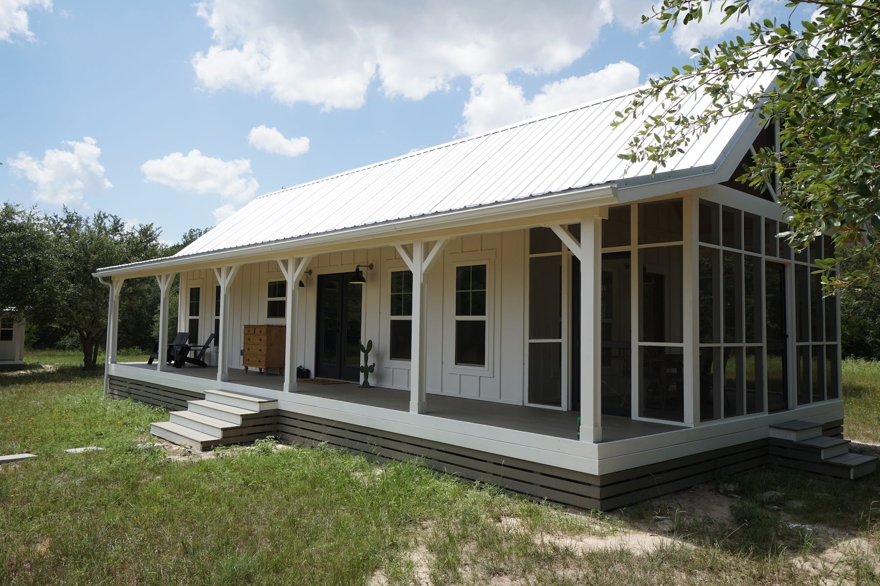 16x40 Cottage Cabin In Burton Tx By Kanga Room Systems