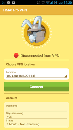 Hidemyass successfully launched their Hidemyass pro VPN