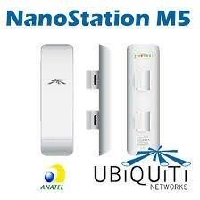 Nanostation M5 Point D Acces Exterieur 2 4ghz N Mimo Avec Antenne Integree Ubiquiti Propose Avec L Ubiquiti Airmax Nanostat Grande Soeur Antennes High Tech