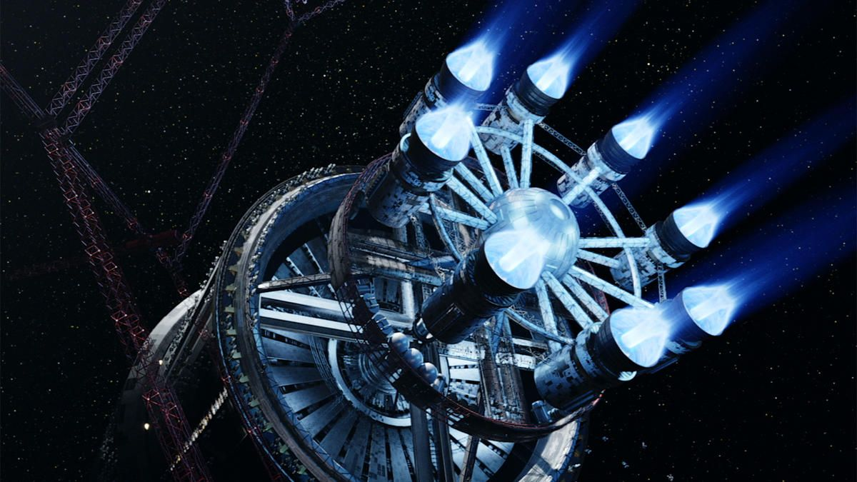 Fictional Spaceships That Most Scientifically Accurate