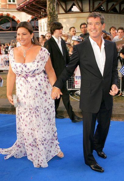 0b0ba0bd7 Pierce Brosnan and wife Keely Shaye Smith Photos Photos: Mamma Mia ...