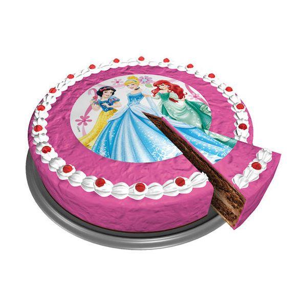 Tortenaufleger Disney Princess   MakeUrCake